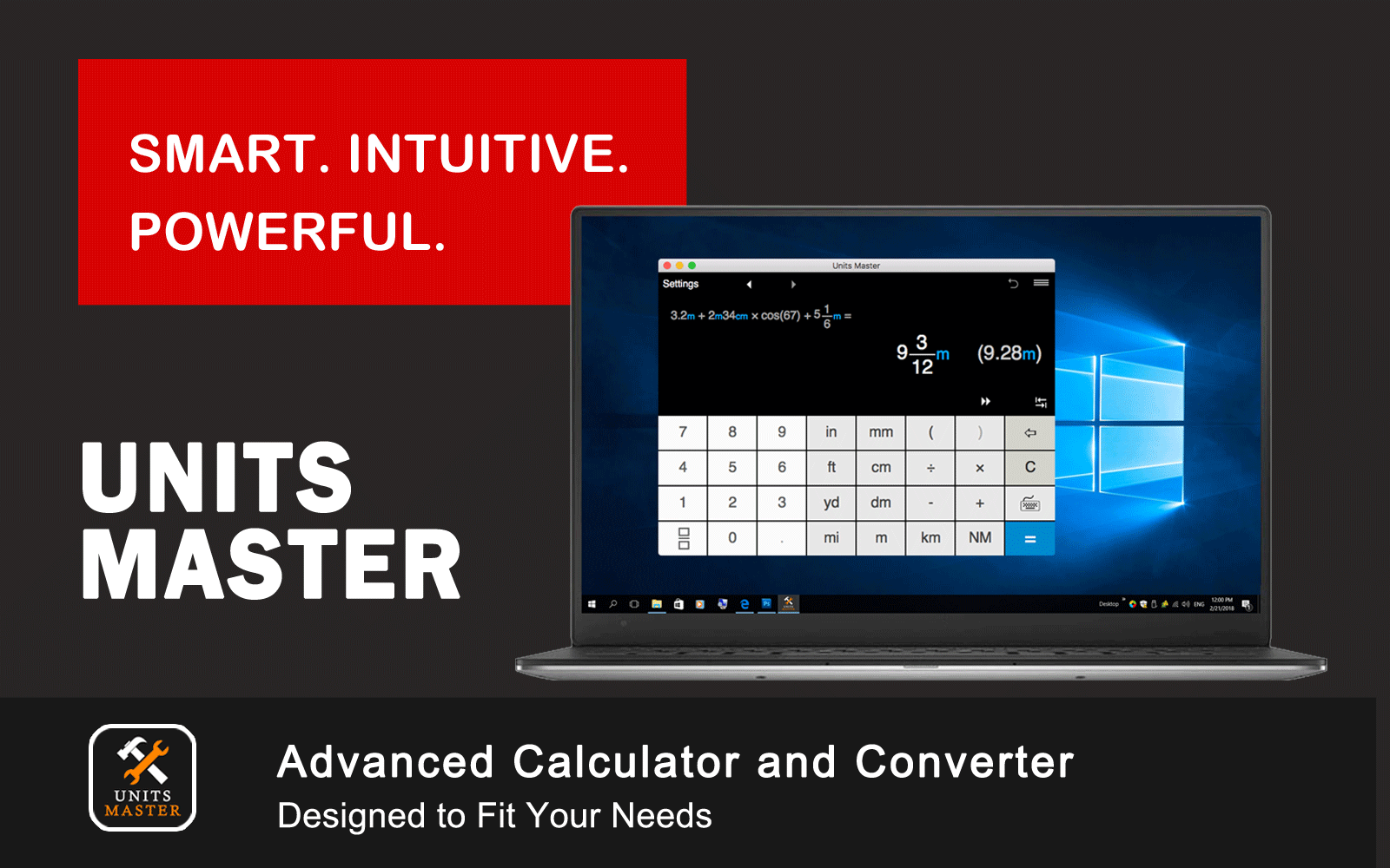Unit Calculator and Converter